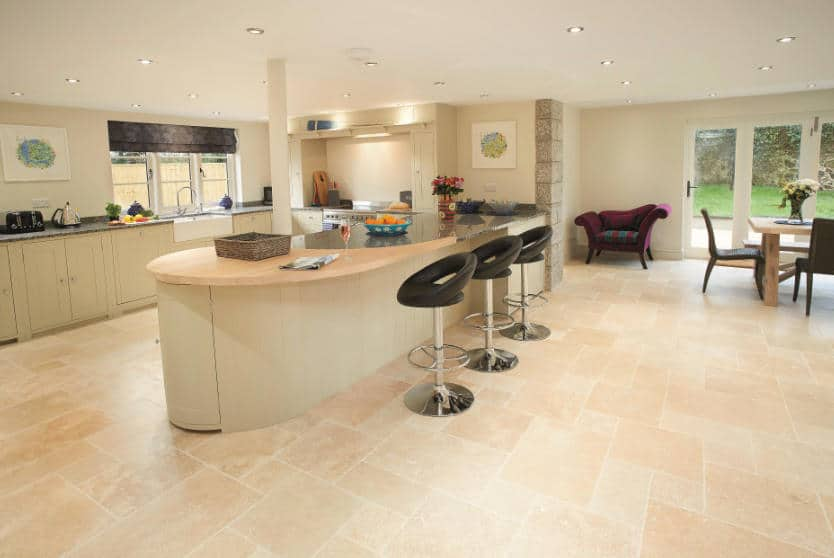 2 Kitts Hill Kitchen, Trwethern, Cornwall