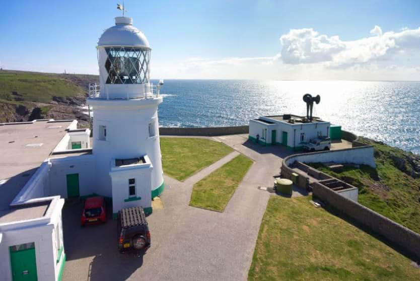 Argus Cottage, Pendeen Lighthouse, Cornwall
