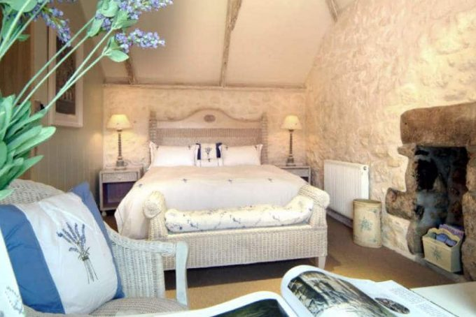 Master bedroom with super king bed and en-suite