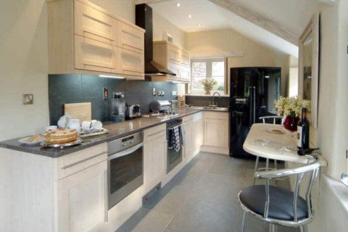 Ground floor modern kitchen facilities