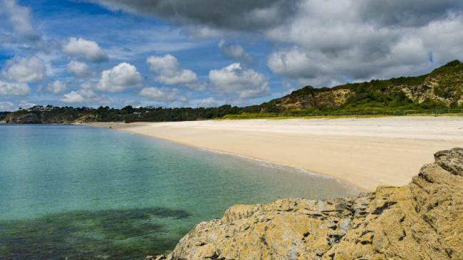 Carlyon Bay Beach