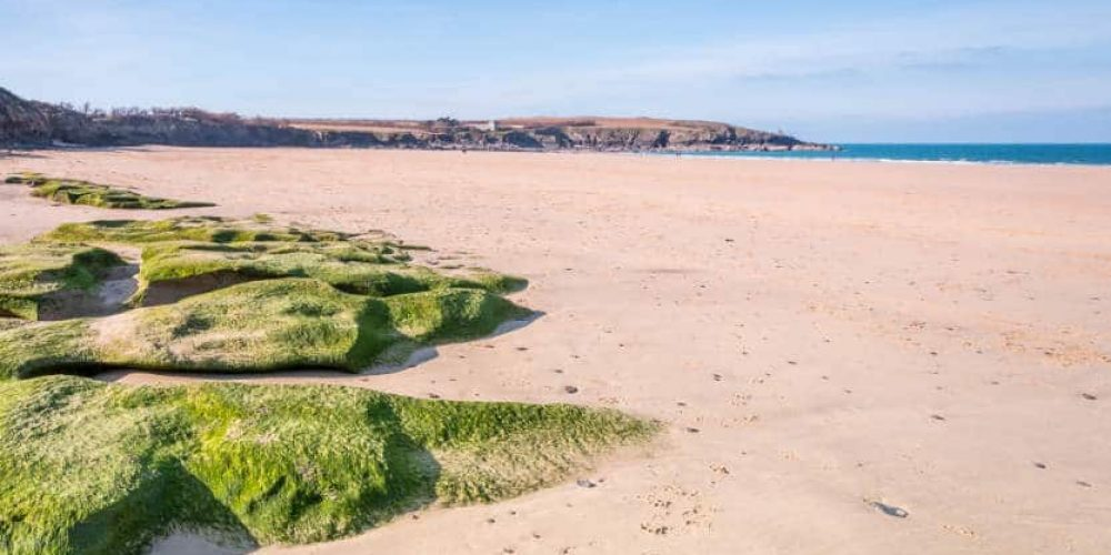 Harlyn Bay Beach