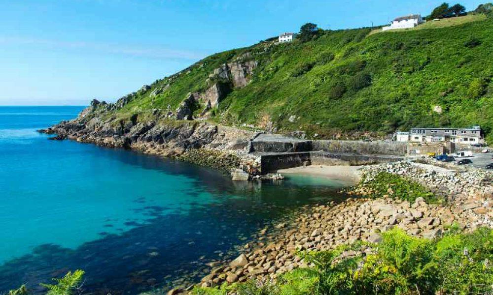 Lamorna Cove Beach