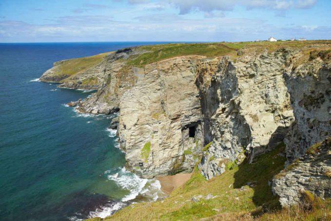 Coastal views and beach