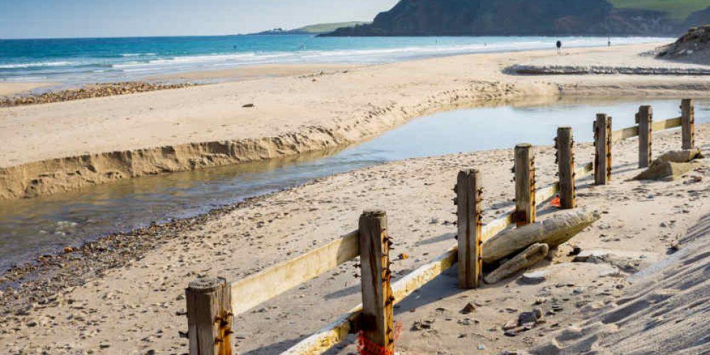 Pentewan Sands Beach
