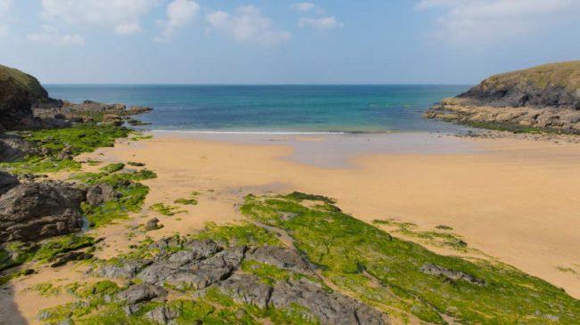 Poldhu Cove Beach