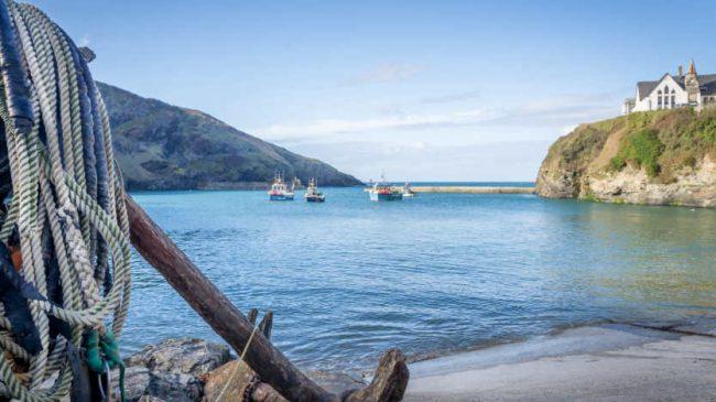 Port Isaac Beach