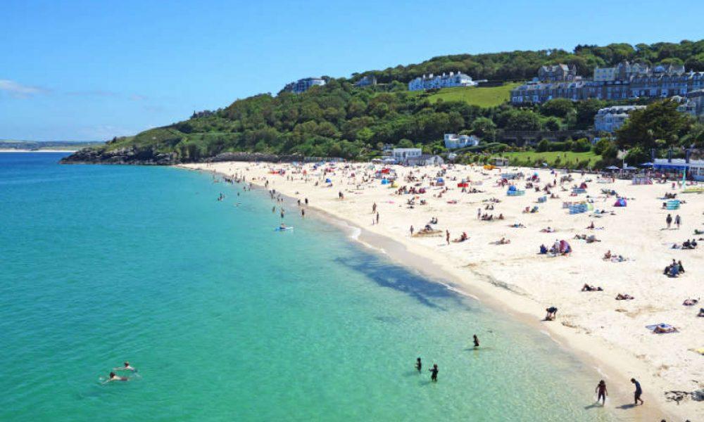 Porthminster Beach, Cornwall