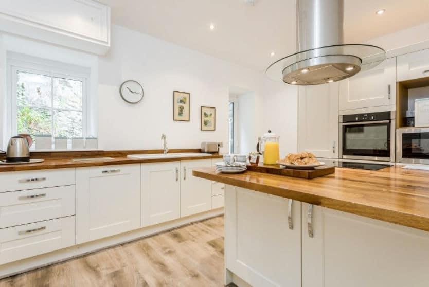 St Brychan Kitchen, Tintagel