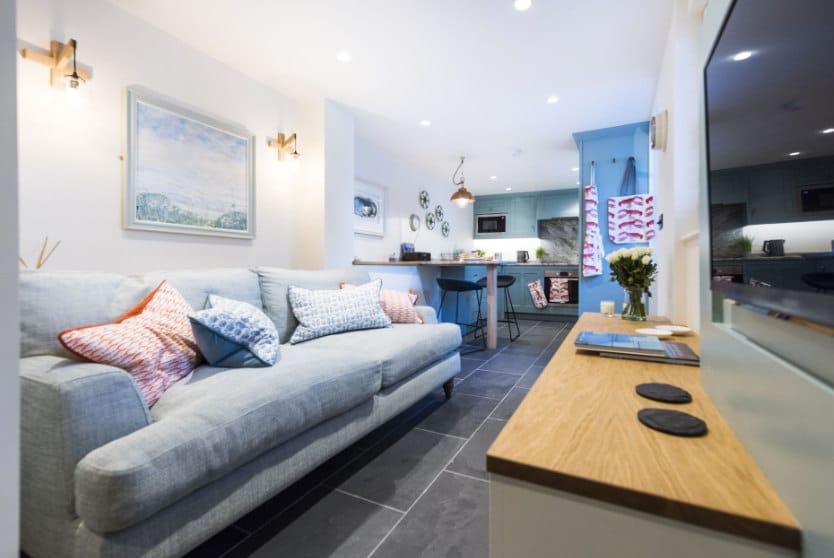 The Garth, St Ives Cottages
